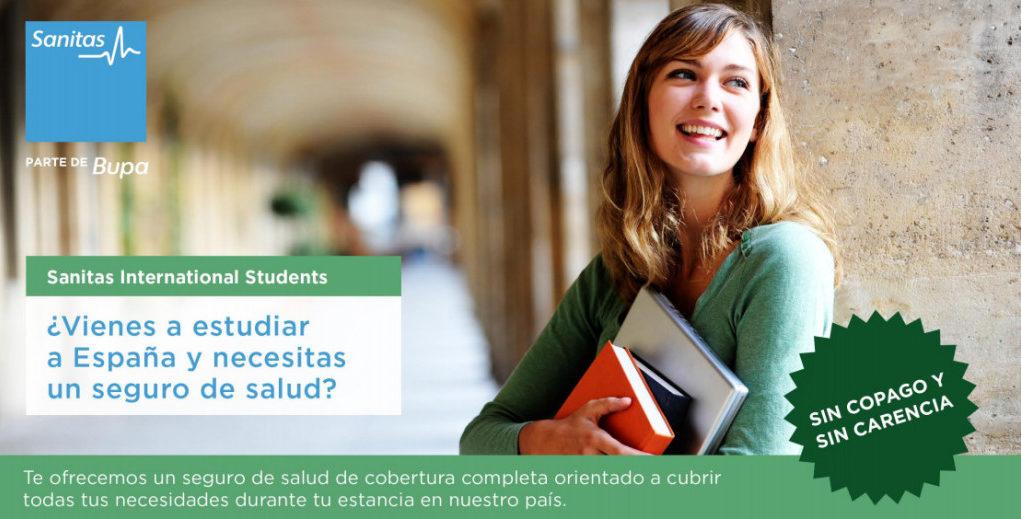 Seguro médico para estudiantes extranjeros en España
