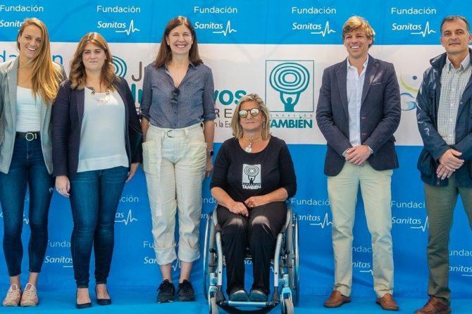 Más de 500 escolares participan en los Juegos Inclusivos de Fundación Sanitas