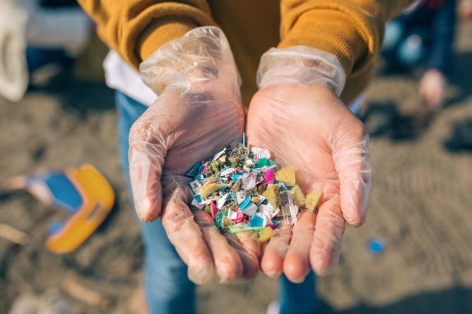 Impacto de los microplásticos sobre la salud ¿qué sabemos?