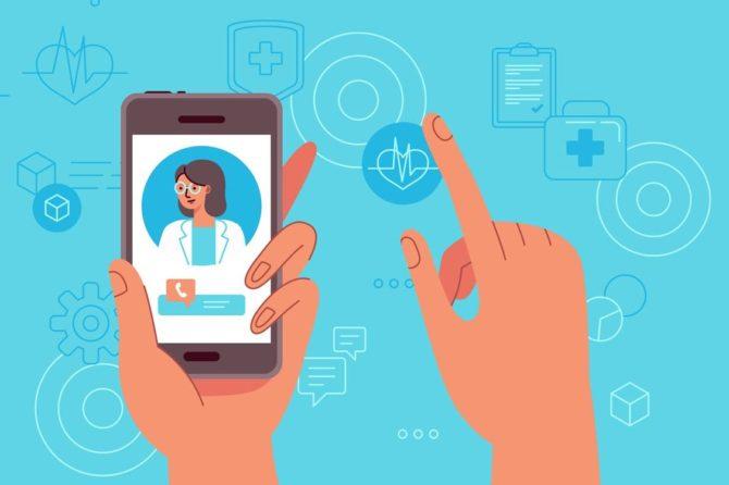 Los médicos de Sanitas atendieron más de 230.000 videoconsultas durante la alarma