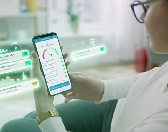 BluaU – Un paso más en medicina digital